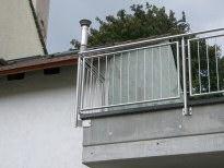 balkongel nder edelstahl schlosserei und metallbau fritz. Black Bedroom Furniture Sets. Home Design Ideas