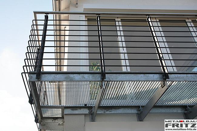 balkongel nder 30 05 metallbau fritz. Black Bedroom Furniture Sets. Home Design Ideas