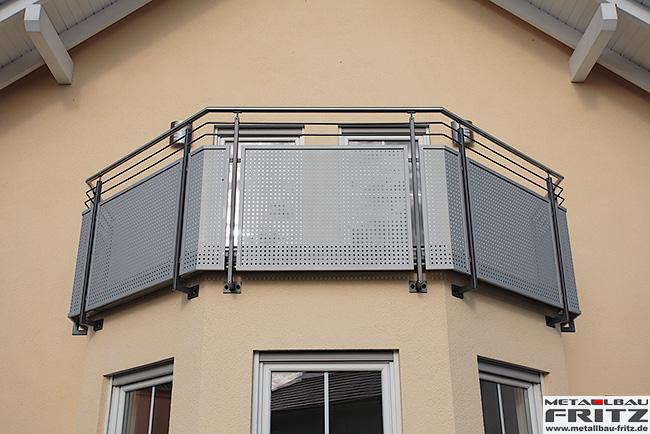 balkongel nder 35 05 schlosserei metallbau fritz. Black Bedroom Furniture Sets. Home Design Ideas