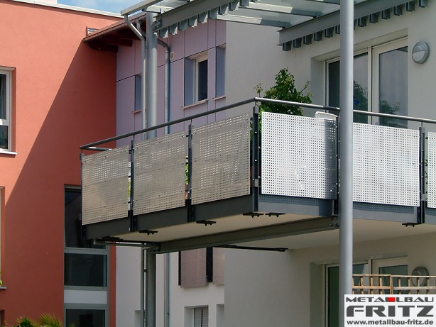 balkongel nder 03 03 schlosserei metallbau fritz. Black Bedroom Furniture Sets. Home Design Ideas