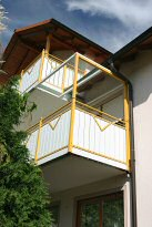Balkon Gel�nder 18-04 - (c) by Metallbau Fritz