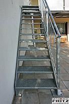 schlosserei metallbau fritz balkon stahlbalkon 24 14. Black Bedroom Furniture Sets. Home Design Ideas