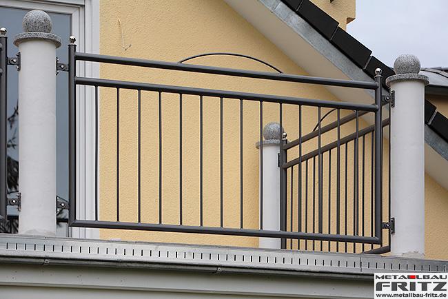 balkongel nder 32 13 schlosserei metallbau fritz. Black Bedroom Furniture Sets. Home Design Ideas