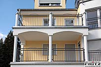 Balkon Gel�nder 32-05 - (c) by Metallbau Fritz