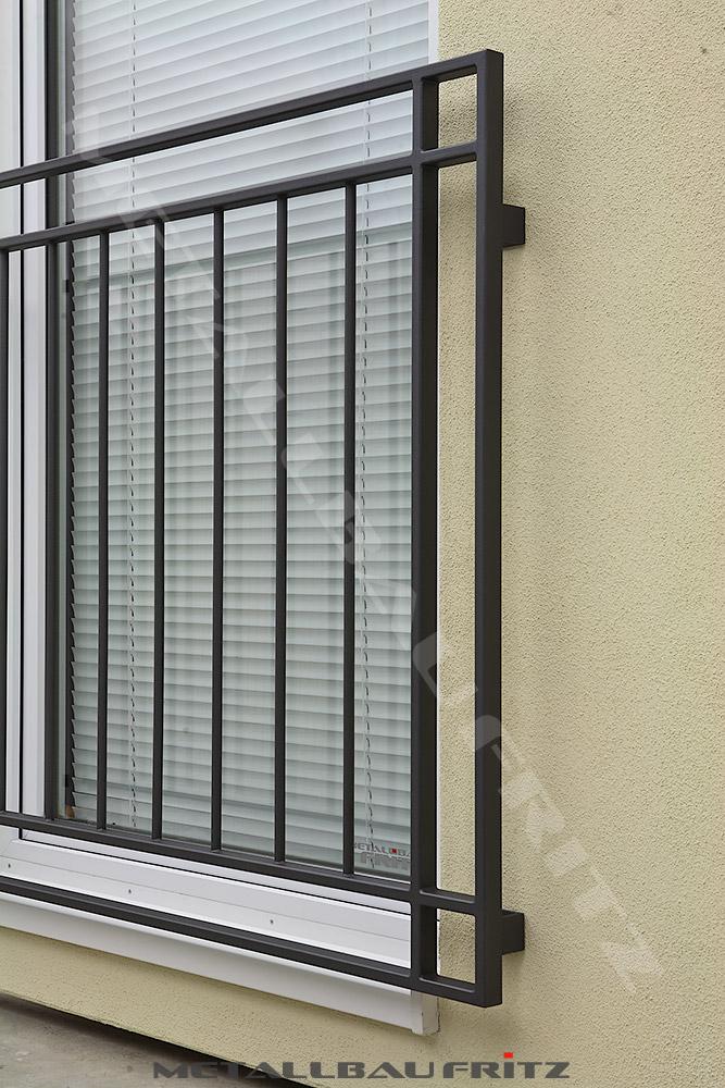 schlosserei metallbau fritz franz sischer balkon 50 24. Black Bedroom Furniture Sets. Home Design Ideas