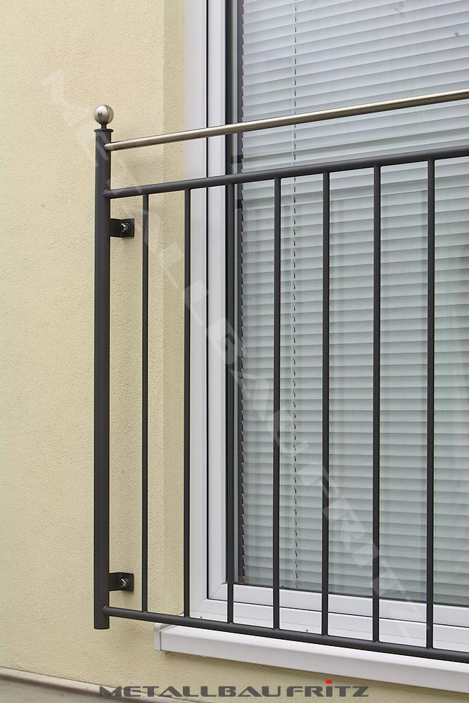 franz sischer balkon 51 03 schlosserei metallbau fritz. Black Bedroom Furniture Sets. Home Design Ideas