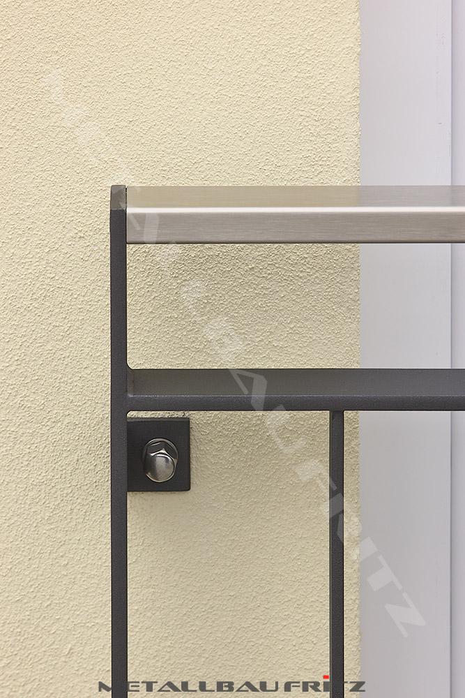 metallbau fritz franz sischer balkon 56 05. Black Bedroom Furniture Sets. Home Design Ideas