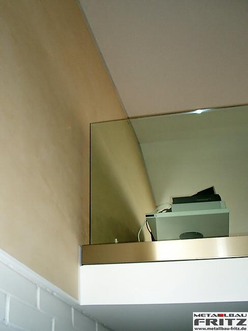 schlosserei metallbau fritz glasgel nder. Black Bedroom Furniture Sets. Home Design Ideas