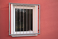 Fenstergitter 10-01  -  (c) by Metallbau Fritz