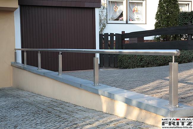 Absturzsicherung Geländer absturzsicherung 11 02 metallbau fritz