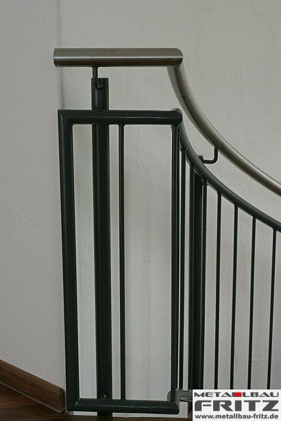 metallbau fritz spindeltreppe innen 07 05. Black Bedroom Furniture Sets. Home Design Ideas