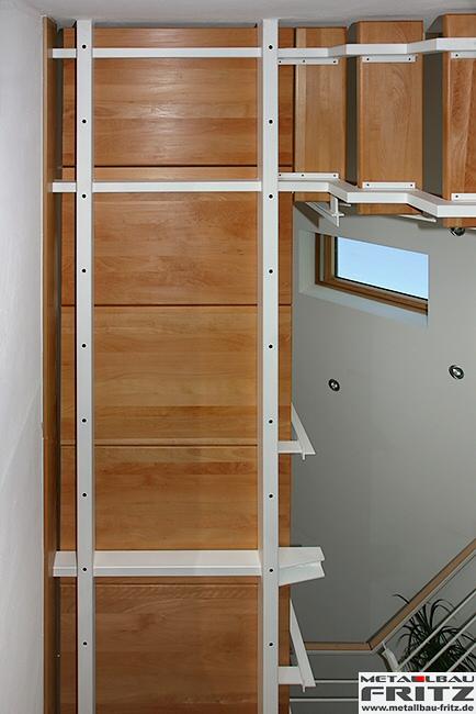 metallbau fritz treppe innen 09 10. Black Bedroom Furniture Sets. Home Design Ideas