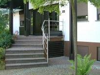 edelstahl treppengel nder au en 01. Black Bedroom Furniture Sets. Home Design Ideas
