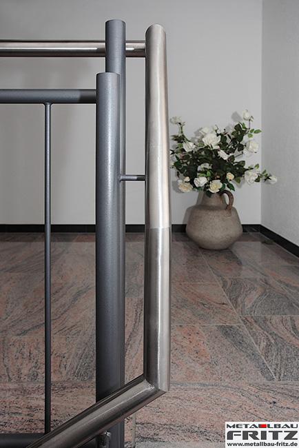 treppengel nder innen 22 06. Black Bedroom Furniture Sets. Home Design Ideas